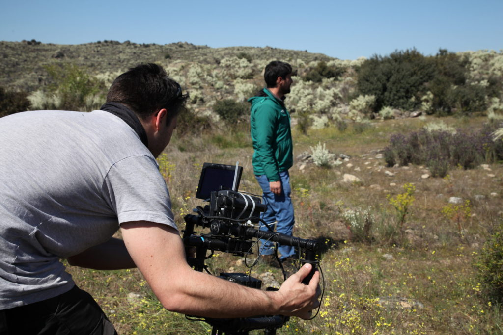 Filming Europe's New Wild in the Greater Côa Valley